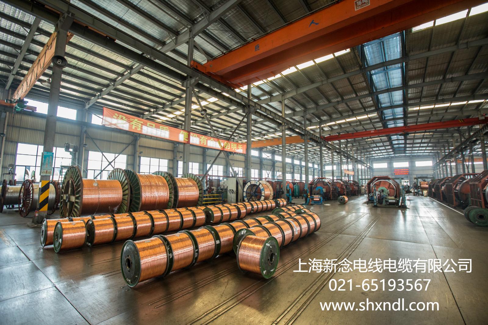 上海新念电缆厂房
