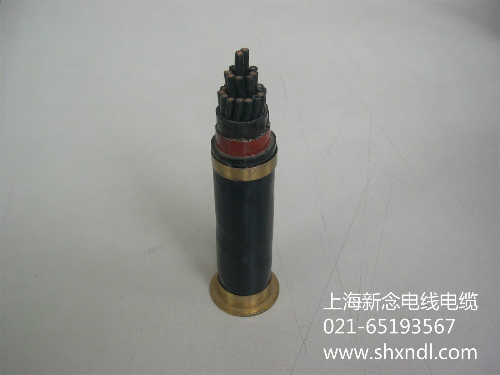 上海新念教你辨别矿用控制电缆种类和用途